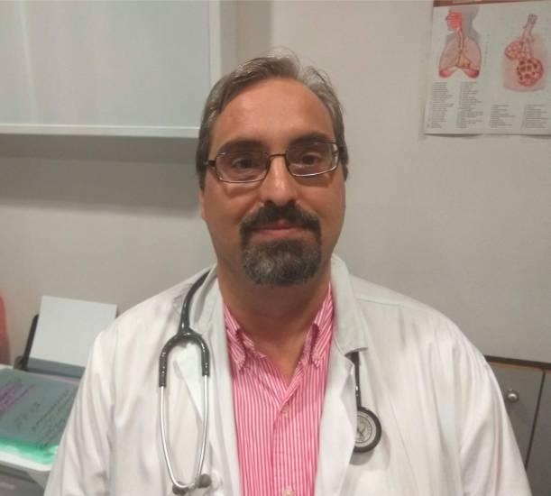 Η πνευμονολογική ιατρική ομάδα