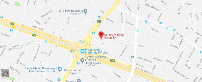Ιατρικό Αθηνών | επικοινωνία |